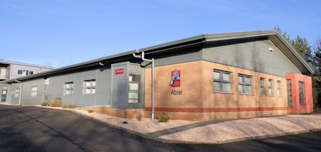 Image of Abtel's contact centre in Dunfermline